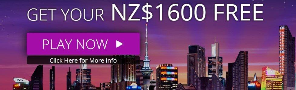Play jack pot city NZ Online casino