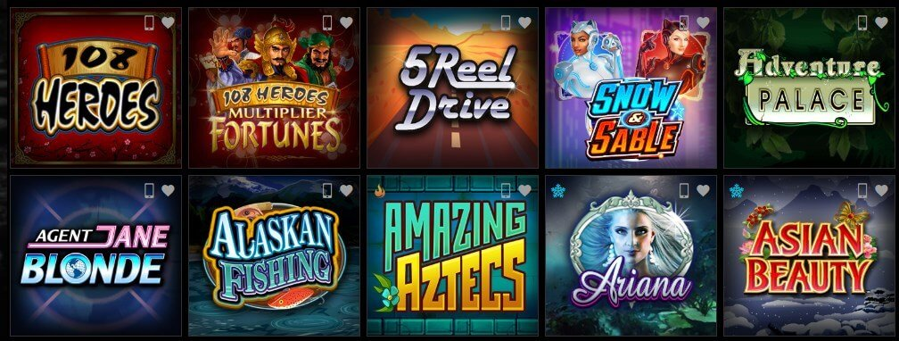 Jakcpotcity online casino slots